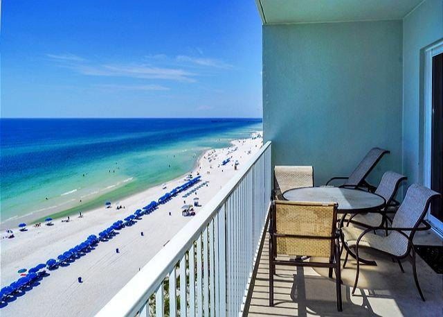 Roomy Beachfront Condo for 8, Conveniently Located - Image 1 - Panama City Beach - rentals