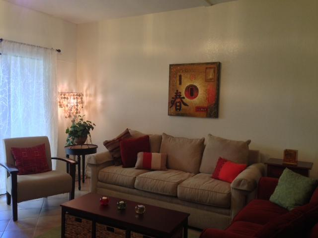 Watch TV and relax on this comfy couch - In the heart of Scottsdale- central and quiet! - Scottsdale - rentals