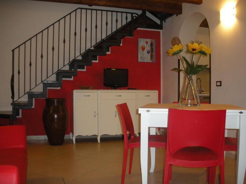 living room - casa vacanza Giusi - Castellammare del Golfo - rentals