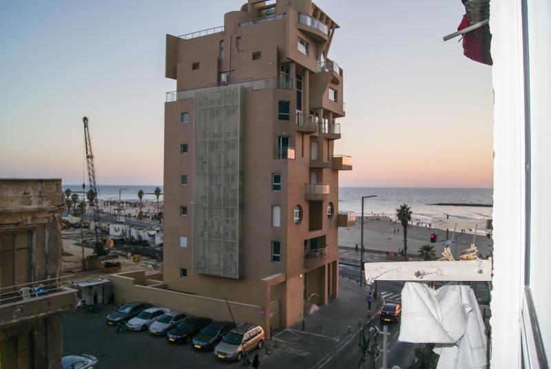 Superb Sea View @ Trumpldor Beach - Image 1 - Tel Aviv - rentals