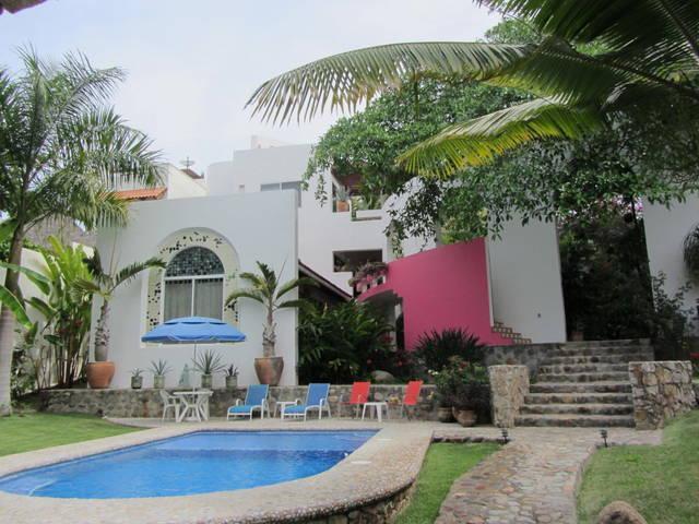 Casita Salate, Romantic Garden Getaway - Image 1 - Sayulita - rentals