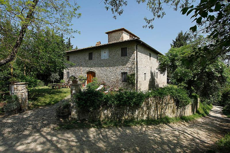casa fallocchio - Large apartment in the countryside  with pool - San Casciano in Val di Pesa - rentals