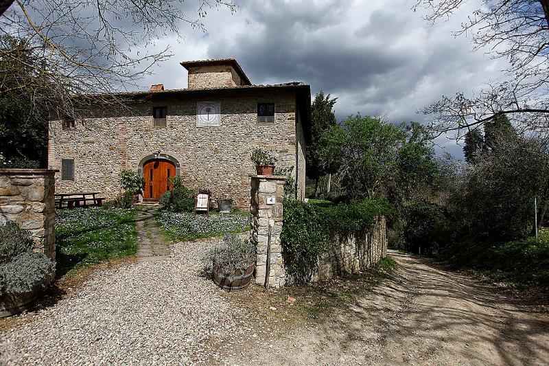 Cosy apartment in Chianti area , with pool - Image 1 - San Casciano in Val di Pesa - rentals