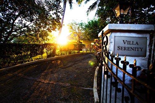 Serenity Villa - Beautiful Ocean View/Private 3 Bedroom Villa - Oracabessa - rentals