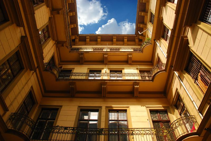 Building - The THREE ROOMS Apartment Near Parliament - Budapest - rentals