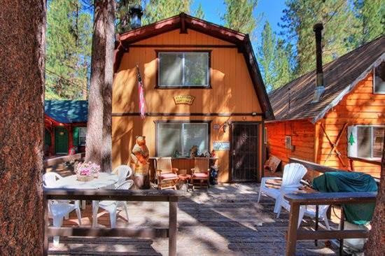 Bearfoot Cabin - Image 1 - Big Bear City - rentals