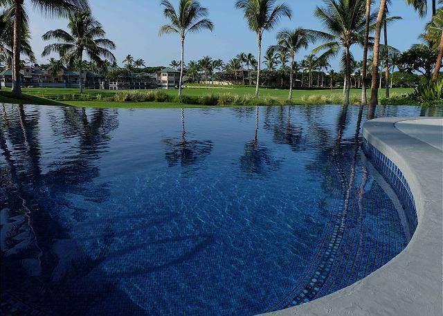 Infinity Pool - FALL SPECIAL 5TH NIGHT FREE - Fairway Villas I3 - Waikoloa - rentals