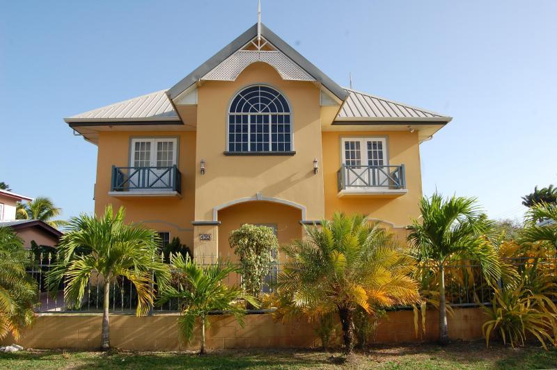 Front View - Beautiful Villa in Tobago- Casa del Sol - Bon Accord - rentals