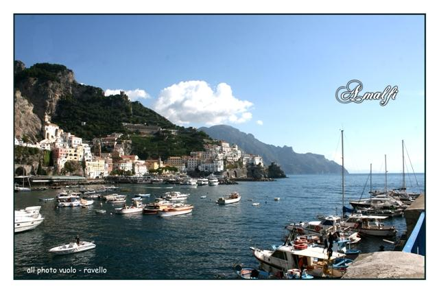 Panorama di Amalfi/ Amalfi view - Torre di Amalfi - Apartment for 4/5 people in Amalfi - Amalfi - rentals