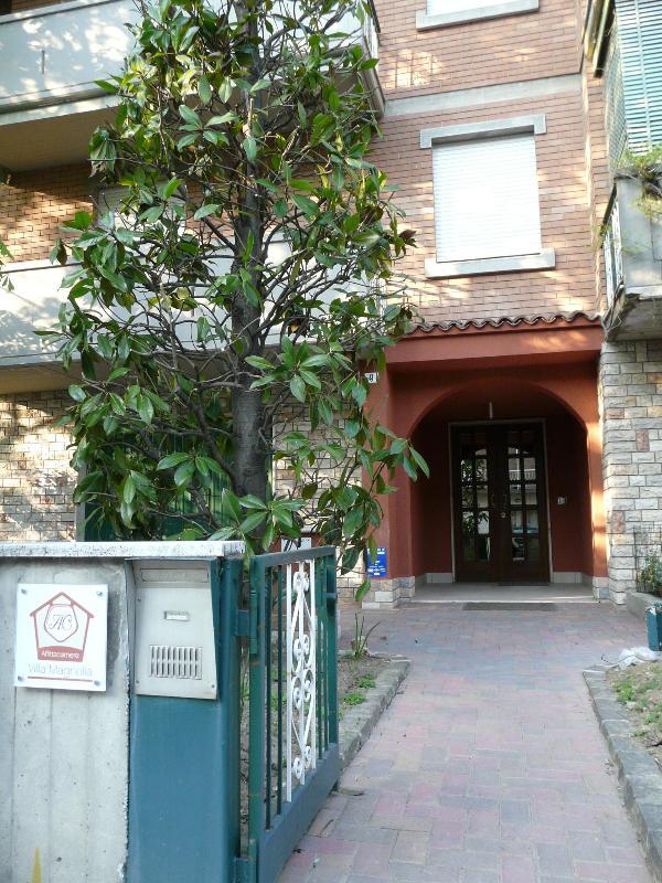 entrance - Villa Magnolia affittacamere - Baggiovara - rentals