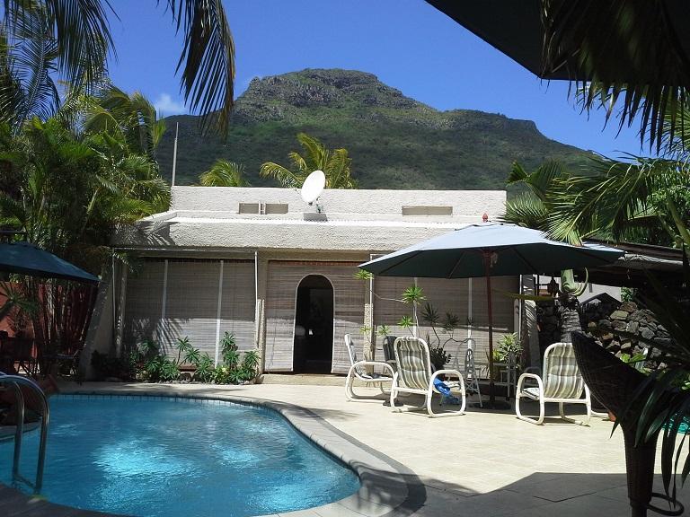 paradise nest guest house - De luxe room at Paradise Nest - La Mivoie - rentals