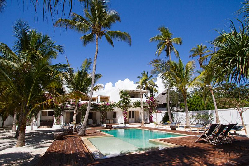 UZURIVILLA - A DREAM ON THE BEACH - - Image 1 - Zanzibar - rentals
