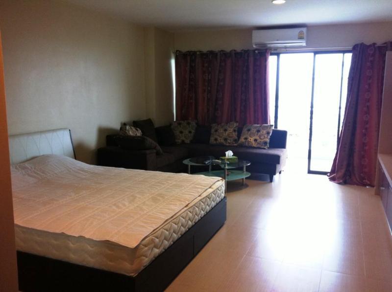 Studio at View Talay 5C - Image 1 - Pattaya - rentals