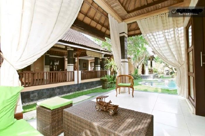 Beautiful villa with swimming pool in Sanur! - Image 1 - Sanur - rentals