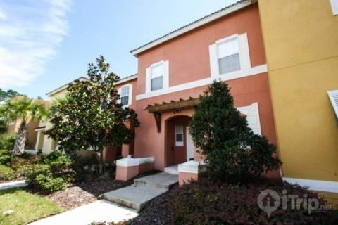 3 bed 2.5 bath town home - Amazing Villa with a Jacuzzi and Sauna at the Terre Verde Resort - Kissimmee - rentals