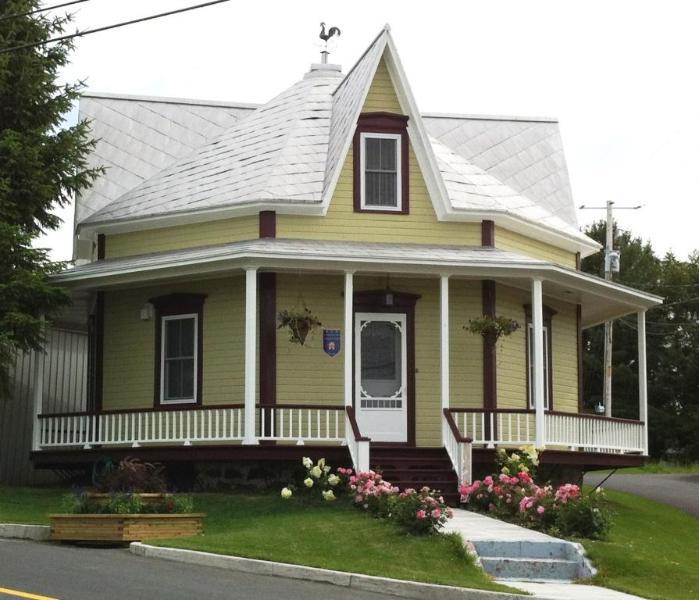 Maison octogonale /  Octogonal house - Maison octogonale - Amos - rentals