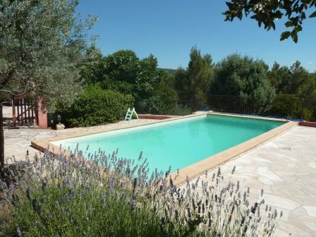 Swimming Pool - Great 6 Bedroom Holiday House in the South of France - Flayosc - rentals