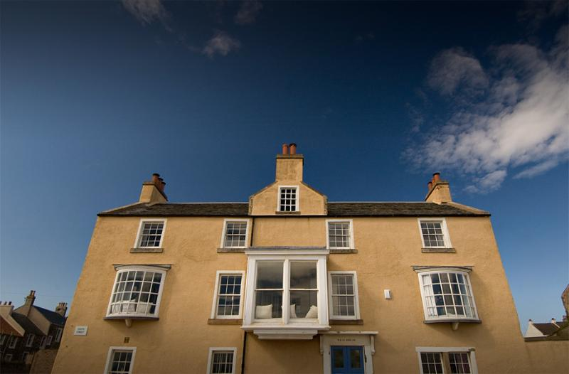 West House Elie - Beautiful beach house, sleeps up to 16 in Elie - Leven - rentals