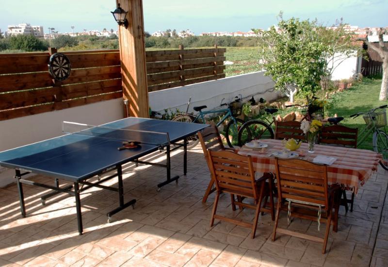 table tennis - Protaras Flipkey Villa - Protaras - rentals