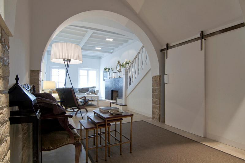 Entrance - Luxury listed  house, center, event - Sitges - rentals