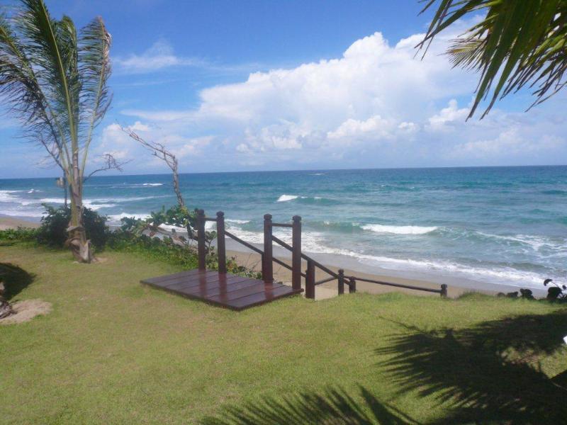 1BR Beachfront Cabarete E-2 - Image 1 - Cabarete - rentals