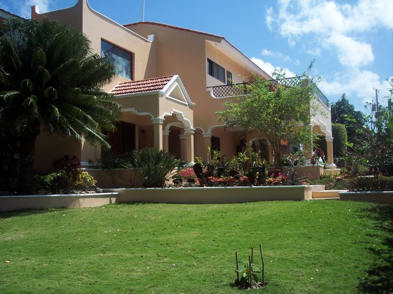 Sea Cliff Manor - Villa overlooking the Sea - Rio San Juan - rentals
