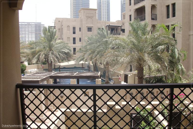 195-Enchanting 2 Bedroom In Old Town Dubai - Image 1 - Dubai - rentals