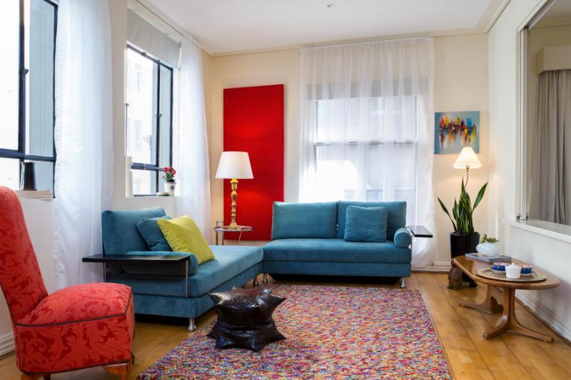 Lounge Room - In Heart of Melbourne - Melbourne - rentals