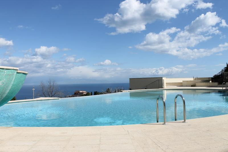 Taormina Lux Apartment  Sicily with pool in center - Image 1 - Taormina - rentals