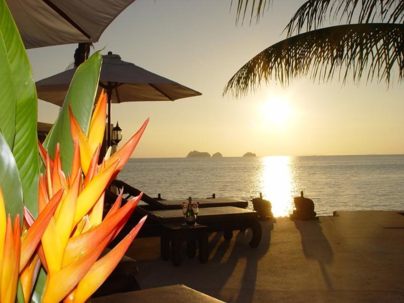 Sibaja Palms Private Beach Terrace - Sibaja Palms Sunset Beach Appartments - Taling Ngam - rentals