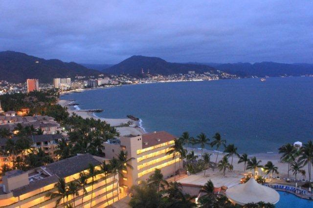 View from Balcony - Elegant and Exciting Puerto Vallarta Oceanfront - Puerto Vallarta - rentals