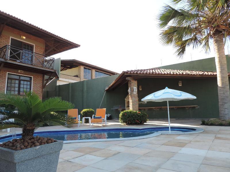 Outside area - Beautiful House near Beach Park Water Park - Fortaleza - rentals