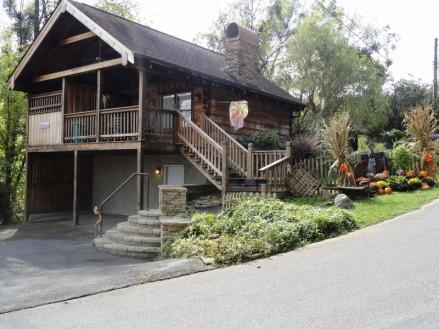 CHEROKEE - Image 1 - Pigeon Forge - rentals