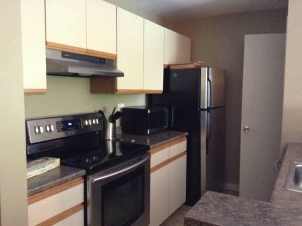 Kitchen - Affordable Studio Condo Vacaton Rental - Gilford NH -  Lakes Region - Winnepasaukee - Gilford - rentals