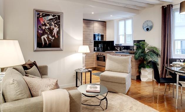 Apartment Gravilliers holiday vacation apartment rental france, paris, 3rd arrondissement, le marais district neighborhood, parisian apartment - Image 1 - 3rd Arrondissement Temple - rentals