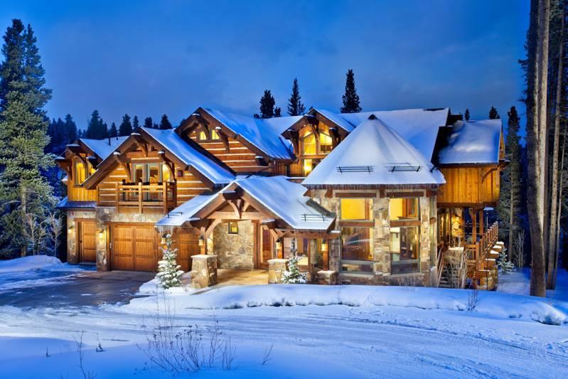 5 O'Clock Lodge - Private Home - Image 1 - Breckenridge - rentals