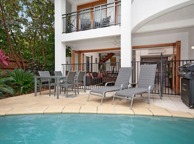 Pool & Outdoor Area - Villa 8 Templemoon - A relaxing haven. - Port Douglas - rentals