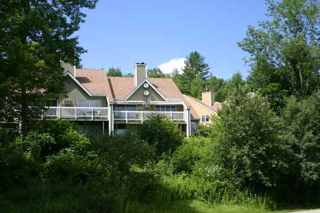 front - Mountainside Resort H-102 - Stowe - rentals