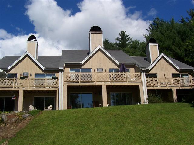 exterior - Mountainside Resort J-201 - Stowe - rentals
