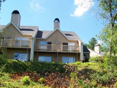 front - Mountainside Resort H-101 - Stowe - rentals