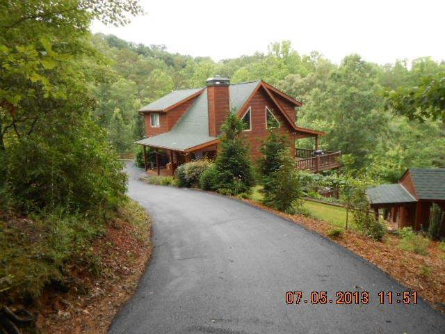 Entry to Mountain Retreat - May 29-31 Kayak and Stay Special $125 per person - Blue Ridge - rentals
