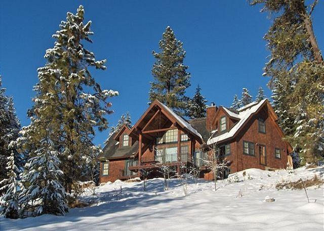 Serenity Lodge with Incredible Views, Privacy and a Recreational Dream! - Image 1 - McCall - rentals