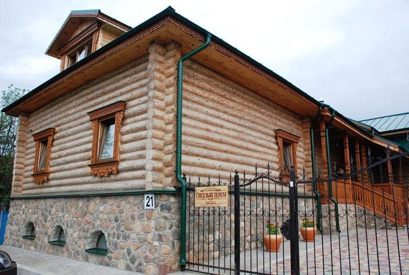 Svetliy terem - Wooden house Light Tower in 500 meters to Kremlin - Suzdal - rentals