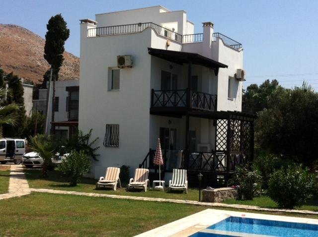 Poolside Villa - Poolside Villa in Kadikalesi, Bodrum, Turkey - Bodrum - rentals