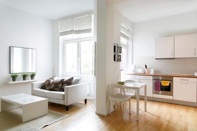 Bright and Luminous Apartment in Kreuzberg, Berlin - Image 1 - Berlin - rentals