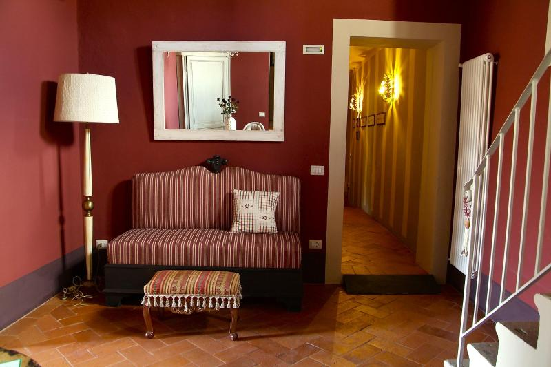 Living - Charming Vacation Rental at Antica Residenza Gatteschi in Tuscany - Pistoia - rentals