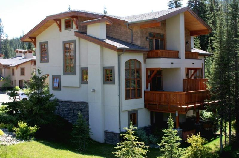 Welcome to McGillivray Creek Unit 1 - McGillivray Creek Vacation Home Unit #1 - Sun Peaks - rentals