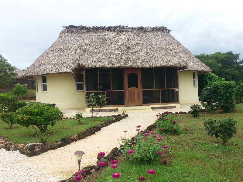 Beachfront Casita at Orchid Bay, Belize, Corozal - Image 1 - Corozal - rentals