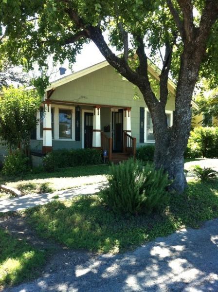 1930's  2/1 home minutes from downtown San Antonio - Image 1 - San Antonio - rentals