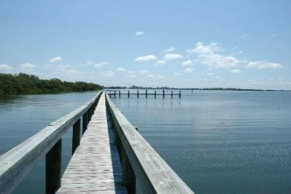 Fishing pier just outside your door - Get Away to Anna Maria Island, Holmes Beach - Holmes Beach - rentals